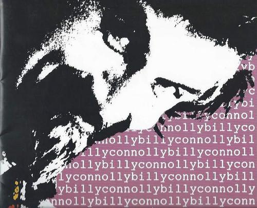 Billy Connolly (Comedy) Australian Tour 1990 Souvenir Brochure