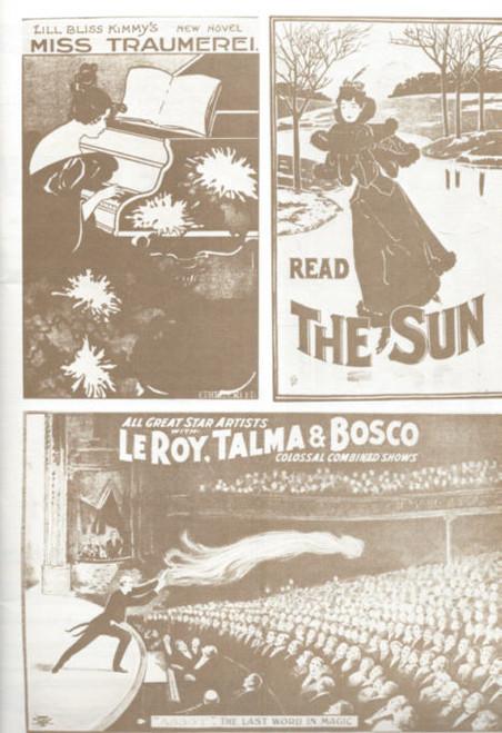 The Merry Widow (Opera) Gordon Wilcock, Rosamund Illing, Thomas Edmonds, Souvenir Brochure Australian Opera 1984 Season Sydney Opera House