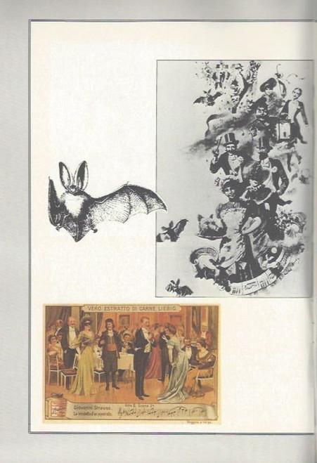 Die Fledermaus (Opera) Joan Sutherland,Paul Ferris, Monique Brynnel, Glenys Fowles,Anthony Warlow, Souvenir Brochure Australian Opera 1983 Season Sydney Opera House
