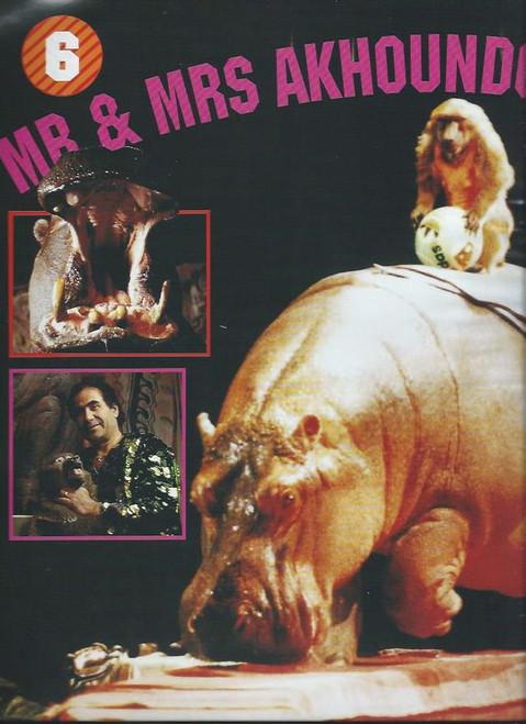 The Great Moscow Circus (Circus) A Michael Edgley Production, souvenir program, souvenir brochure