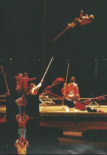 The Great Moscow Circus (Circus) A Michael Edgley Production, Souvenir Program Australian Tour 1994