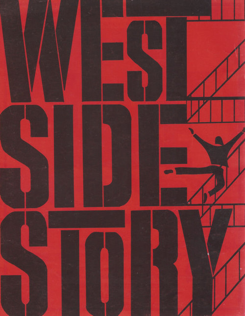 West Side Story (Musical) Whitehorse Musical Theatre, Souvenir Brochure Directed and Choregraphed by Anne Peterson