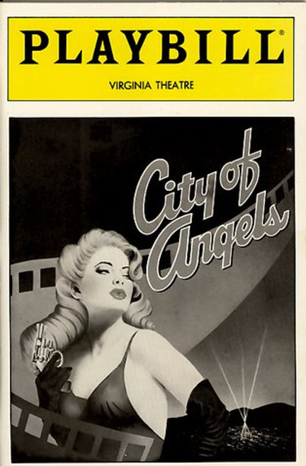 City of Angels is a musical comedy with music by Cy Coleman, lyrics by David Zippel, and book by Larry Gelbart.