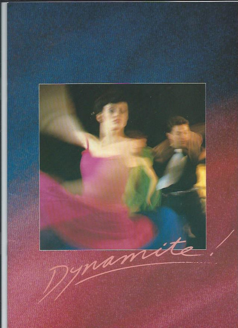 Dynamite (Musical and Dance) David Atkins, Tina Arena, Sheree Da Costa, Souvenir Brochure 1990, full of Great Pictures