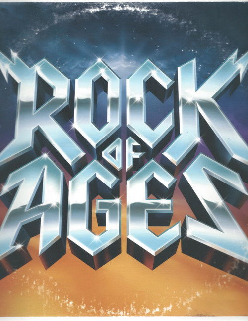 Rock of Ages (Musical) 2009  Australian Tour, Souvenir Brochure Book by Chris D'Arienzo