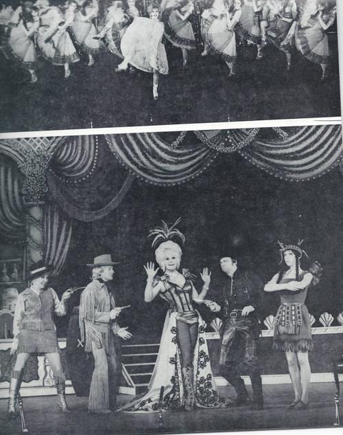 Danny at the Palace (Variety Show) 1972, Danny La Rue, Roy Hudd, Toni Palmer, Souvenir Brochure