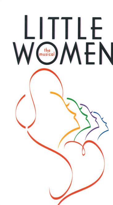 Little Women (Musical) 2005, Sutton Foster, Maureen McGovern,Jenny Powers, Megan McGinnis, Amy Alexander, Souvenir Brochure Broadway Production (One Only)