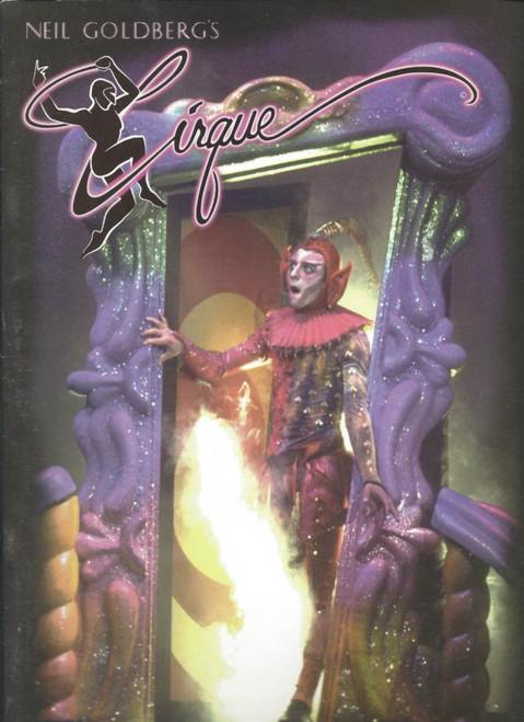 Neil Goldberg's Cirque (Show) Neil Goldberg is the creator and producer of Cirque Dreams productions. Beauitful Souvenir Brochure