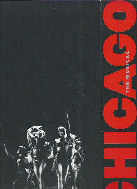 Chicago London Souvenir Brochure, Chicago is a Kander and Ebb musical set in Prohibition-era Chicago. The music is by John Kander with lyrics by Fred Ebb and a book by Ebb and Bob Fosse
