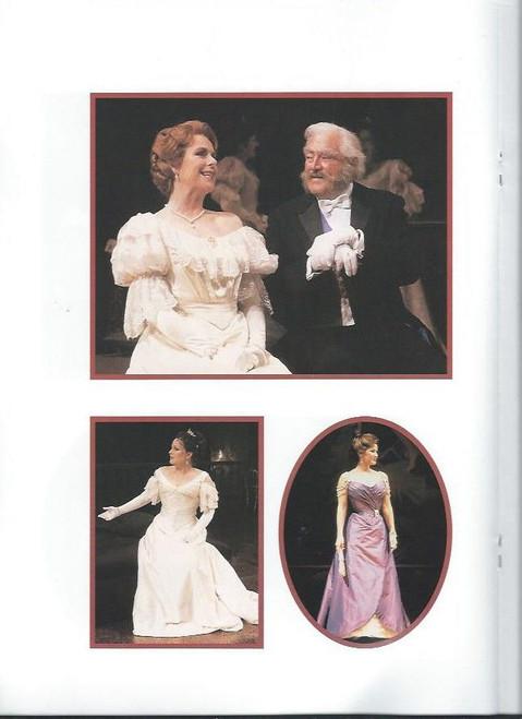 An Ideal Husband (Play) 1998 Australian Production,  Stephanie Beacham, Nicky Henson, John Waters, Josephine Byrnes, Googie Withers, John McCallum, Penny Cook - Australian Theatre