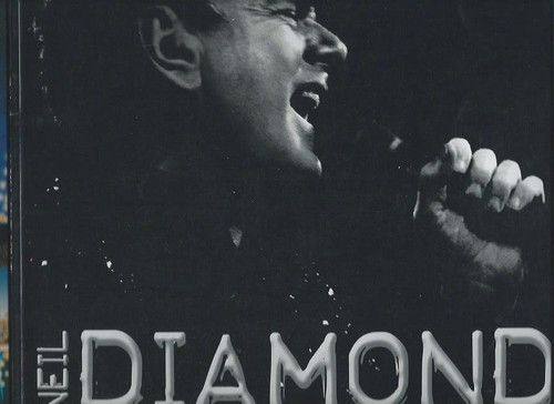 Neil Diamond Live 2005 Tour (Concert) Neil Diamond, Souvenir Brochure Full of Great Pictures from the show and Neil Diamond
