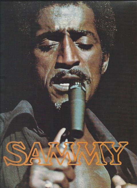 Sammy Davis Jr Australian Tour 1977 (Concert) Sammy Davis Jr, Souvenir Brochure Lots of Great Pictures of Sammy from the show and Life