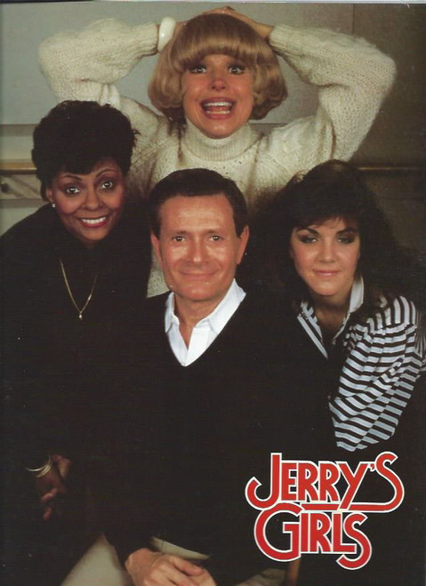 Jerry's Girls (Musical) Carol Channing, Leslie, Andrea McArdle, Ellyn Arons, Suzanne Ishee, Diana Myron
