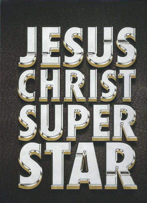 Jesus Christ Super Star (Musical), Josh Young, Paul Nolan, Matt Alfano, Bruce Dow, Souvenir Brochure Original Broadway Revival Cast 2012