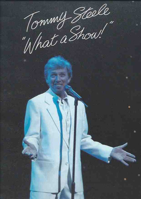 Tommy Steele What a Show 1995, Prince Of Wales Theatre London UK