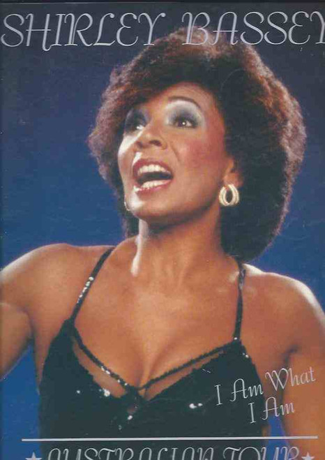 Shirley Bassey I am What I am Tour 1985, Throughout most of the 1980s, Bassey focused on charitable work and performing occasional concert tours throughout Europe, Australia, and the United States