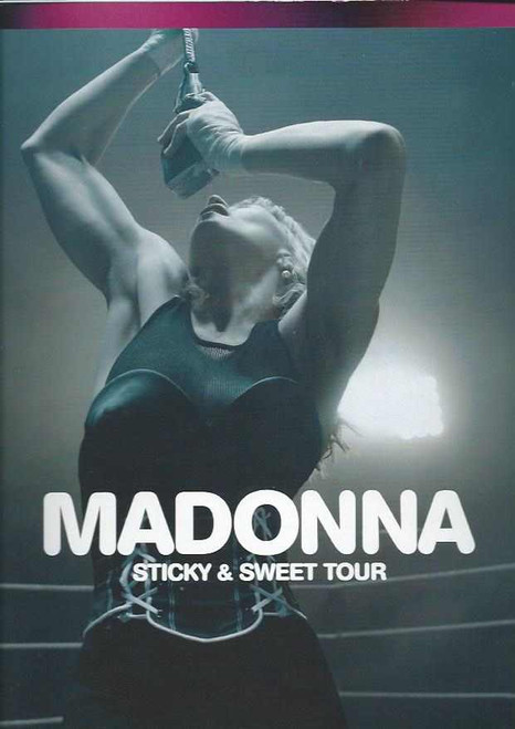 Madonna Sticky & Sweet 2008 World Tour, Sticky & Sweet Tour was the eighth concert tour by American singer Madonna to promote her eleventh studio album, Hard Candy
