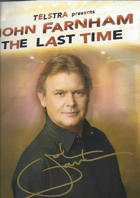 John Farnham The Last Time 2002, John Peter Farnham, AO, formerly billed as Johnny Farnham (born 1 July 1949), is an Australian pop singer