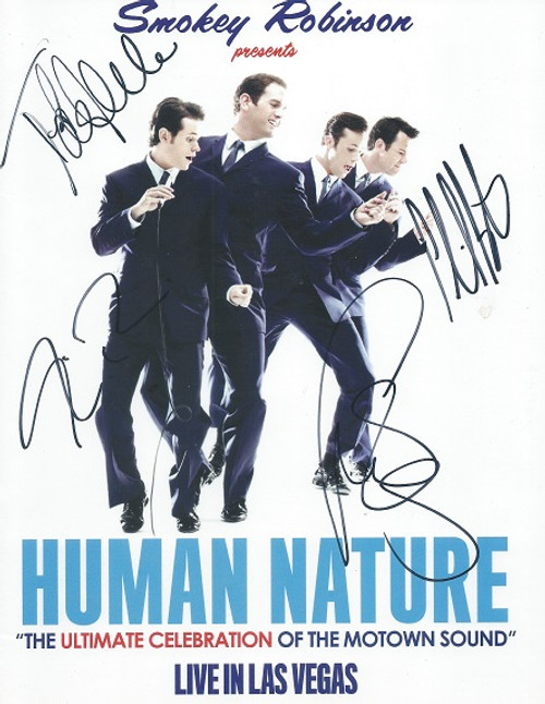 Human Nature Las Vegas at the Imperial Palace, Human Nature is an Australian pop vocal group. They formed in 1989, originally as a doo-wop group called The Four Trax