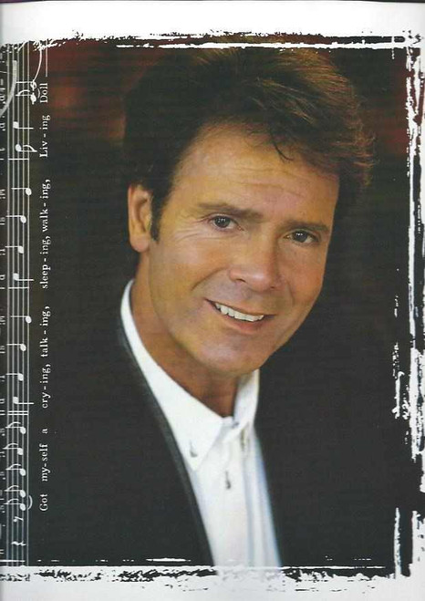 Cliff Richards 40th Anniversary Tour program, The 40th Anniversary Tour was a Cliff Richard worldwide tour that reinforced his status as a music icon.. The 1998-1999 arena tour included shows in UK, Ireland, Europe and Australia / New Zealand