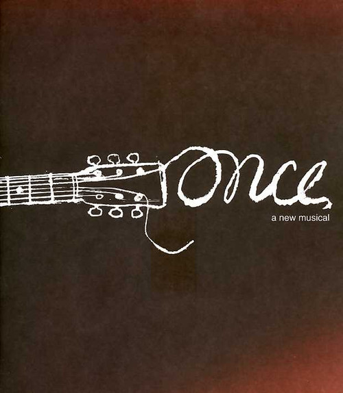 Once (Musical), Ben Hope, Laura Dreyfuss, Claire Wellin, Anne L. Nathan - 2012 Broadway Production Bernard B. Jacobs Theatre,  Once is a stage adaptation of the 2006 film of the same name, once program