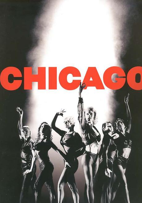 Chicago (Musical), Amy Spanger, Amra-Faye-Wright, Brent Barrett - Broadway Production May 2011 Ambassador Theatre, Chicago program, Chicago souvenir brochure