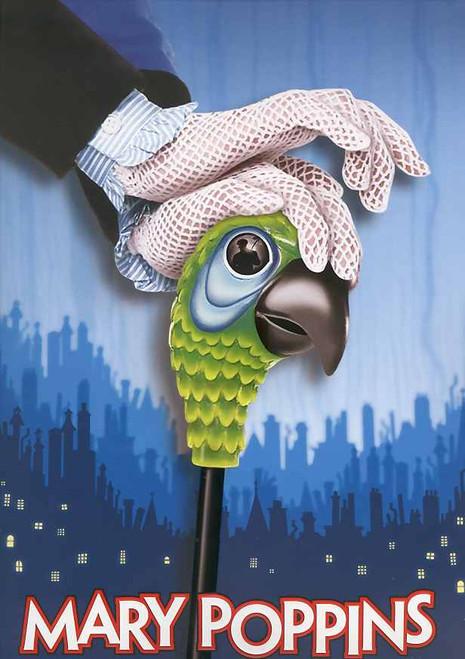 Mary Poppins (Musical), Souvenir Program, Steffanie Leigh, Gavin Lee, Karl Kenzler, Megan Osterhaus, Valerie Boyle - 2011 Broadway Production, Mary Poppins Souvenir Brochure, Mary Poppins, program