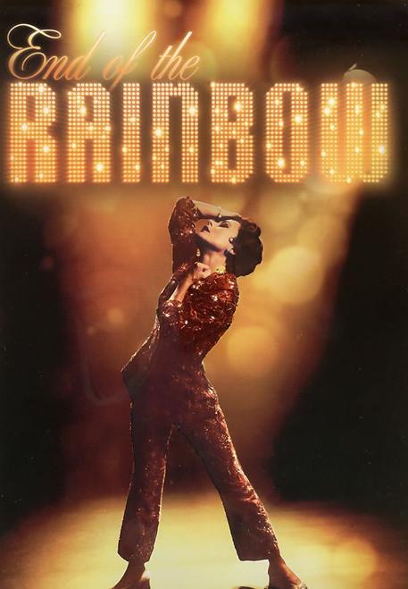 End of the Rainbow (Musical) program, Tracie Bennett, Michael Cumpsty, Tom Pelphrey - 2012 Broadway Season
