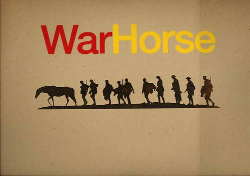 War Horse (Play)program, Stephen James Anthony, Zach Appelman, Alyssa Bresnahan, Richard Crawford - 2011 Broadway Production