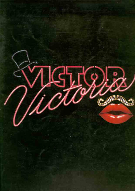 Victor/Victoria (Musical), Julie Andrews, Tony Roberts,  Rachel York - 1995 Broadway Production Directed by Blake Edwards victor Victoria program, victor Victoria souvenir brochure
