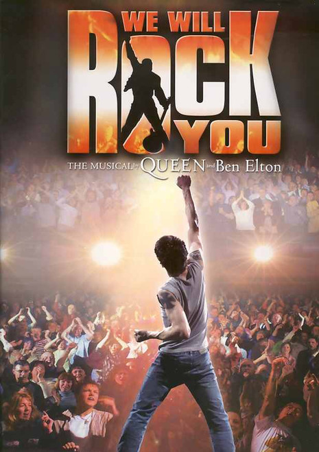 We Will Rock You (Musical), 2003 Australasian Tour Production - Resident Director Andrew Pole/Musical Director Guy Simpson