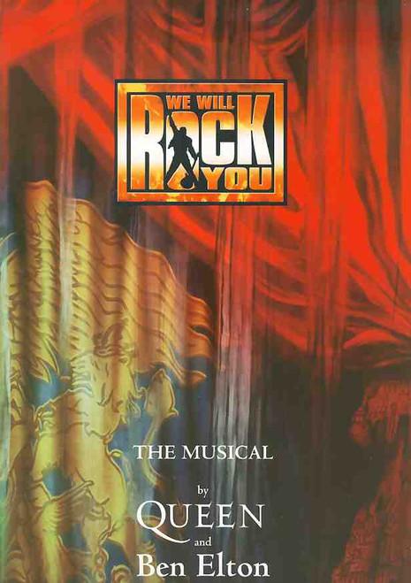 We Will Rock You (Musical), Michael Falzon, Kate Hoolihan - Australian Production Resident Director Andrew Pole 2003