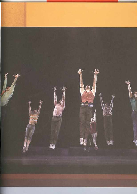 West Side Story (Musical) program, west side story program, Matt Cavenaugh, Josefina Scaglione, Karen Olivo, Codt Green - 2009 Broadway Production
