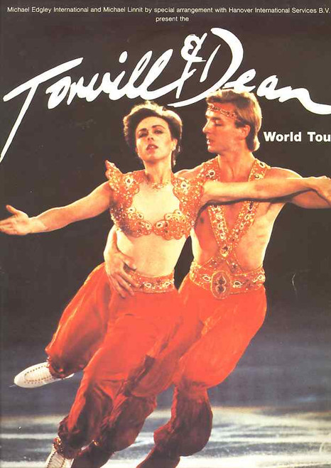 Torvill and Dean The World Tour 1985, (Ice Spectacular ) Jayne Torvill, Christopher Dean, Gary Beacom - World Tour