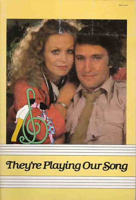 They're Playing Our Song (Musical), John Waters, Jacki Weaver, Rhonda Burchmore, Linda Nagle, 1980 Australian Tour Production,  They're Playing Our Song is a musical with a book by Neil Simon, lyrics by Carole Bayer Sager, and music by Marvin Hamlisch