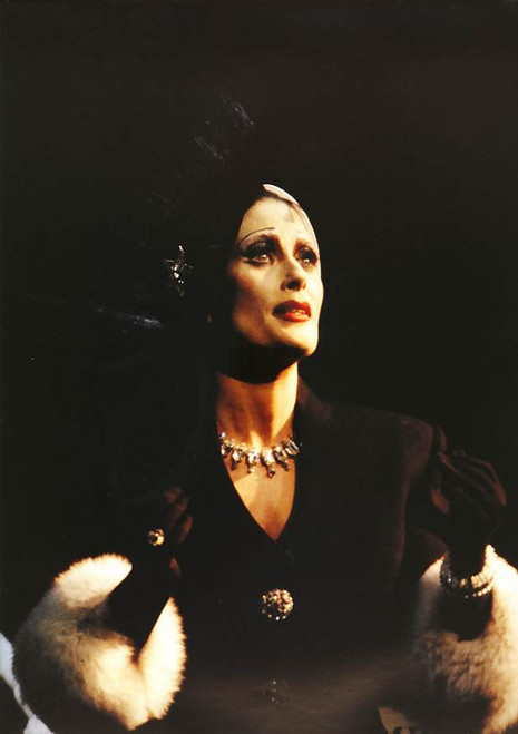 Sunset Boulevard, Debra Byrne, Hugh Jackman, Norbert Lamla, Catherine Porter, 1996 Australian Production, Sunset Boulevard is a musical with book and lyrics by Don Black and Christopher Hampton and music by Andrew Lloyd Webber, Sunset Boulevard Memorabilia, Sunset Boulevard Programs