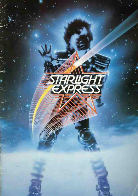 Starlight Express (Musical), Music by Andrew Lloyd Webber Lyrics by Richard Stilgoe, Australian Production Tour 1987-1988