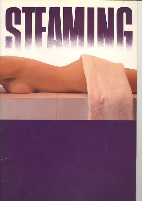 Steaming (Play), Jill Mackay, Sheila Kennelly, Chelsea Brown, Glenda Linscott, 1991 Australian Production