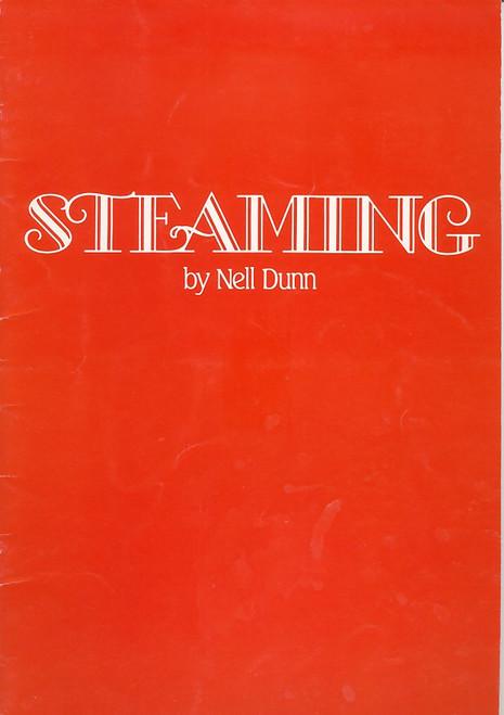 Steaming (Play), Gwen Plumb, Amanda Muggleton, Genevieve Lemon, Maggie King, 1982 Australian Season