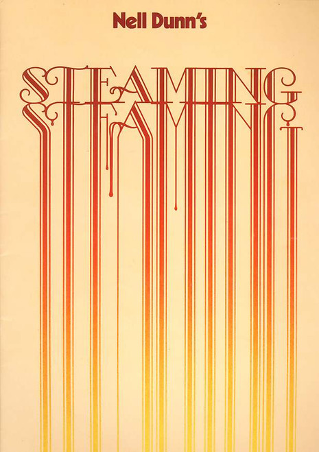 Steaming (Play), Gwen Plumb, Amanda Muggleton, Kate Sheil, Lynette Curran - 1982 Australian Production Melbourne