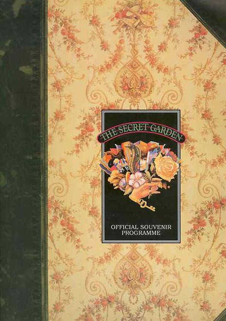 The Seceret Garden (Musical), Anthony Warlow, Marina Prior, Philip Quast, Tom Blair, 1995 Australian Production