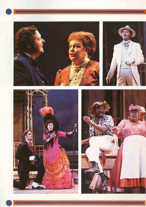 Show Boat (Musical), Karla Burns, Margaret Courtenay, Marilyn Cutts, Janie Dee - 1991 West End Production London Palladium