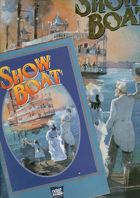 Showboat (Musical), Barry Otto, Nancye Hayes, Marina Prior, Peter Cousens - 1998 Australian Production