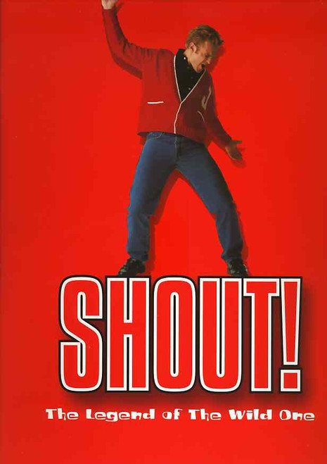 Shout the Legend of the Wild One (Musical), David Campbell, Trisha Noble, Aaron Blabey - 2001 Australian Tour Production