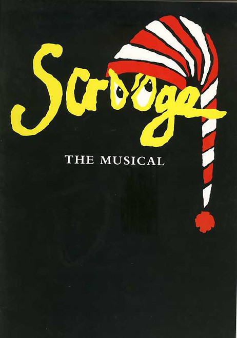 Scrooge the Musical (Musical), Keith Michell, Max Gillies, Tony Taylor, William Zappa -  Australian Production  Melbourne 1993