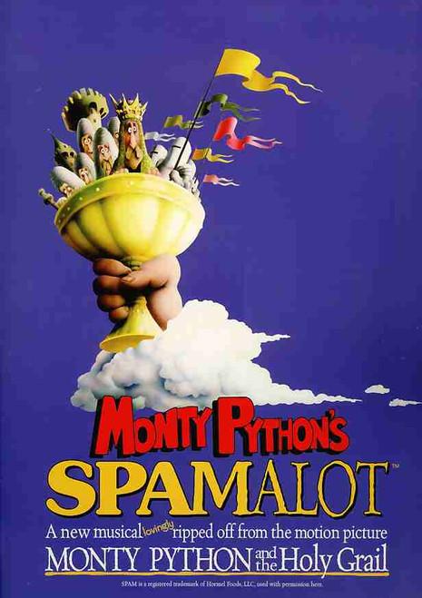 Spamalot (Musical), Steve McCoy, Caroline Bowman, Melissa Denise Lopez, Michael Warrell, 2nd USA Tour 2010