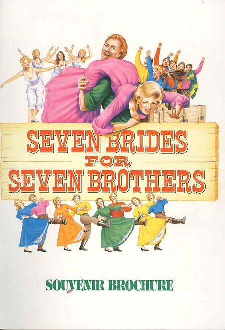 Seven Brides for Seven Brothers (Musical), Roni Page, Steve Devereaux, Muriel Barker, Tom Barritt, London Production 1984