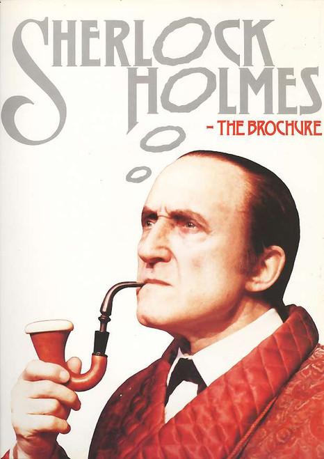 Sherlock Holmes The Musical (Musical), Ron Moody, Derek Waring, Liz Robertson, Eileen Battye, London Production 1989