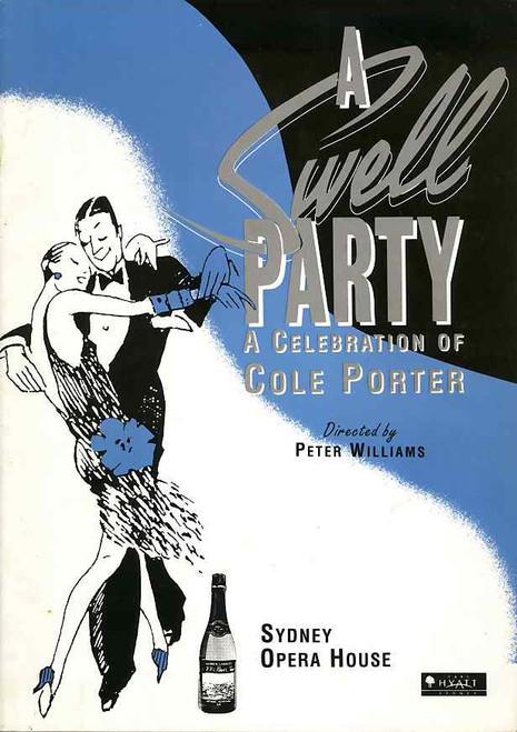 A Swell Party A Celebration of Cole Porter (Musical), Jenifer Green, Tony Harvey, Jackie Rees, Australian Opera House 1990