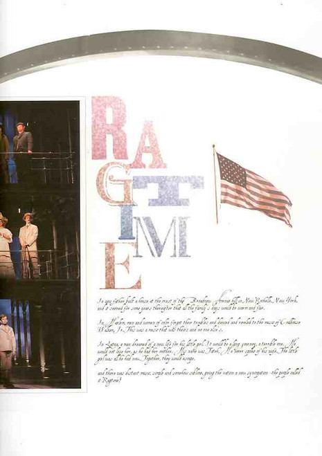Ragtime (Musical), Audra McDonald, Ron Bohmer, Quentin Earl Darrington, Christiane Noll - 2009 Broadway Production
